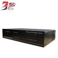 SZBITC Переключатель HDMI 4x 4, 8 x8 8x16 16X16 ИК пульт дистанционного Управление 1080 P EDID 3D HDMI матрица RS232 Управление