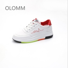 Explosion models casual ladies skateboard shoes sports outdoor low to help designers quality sneakers