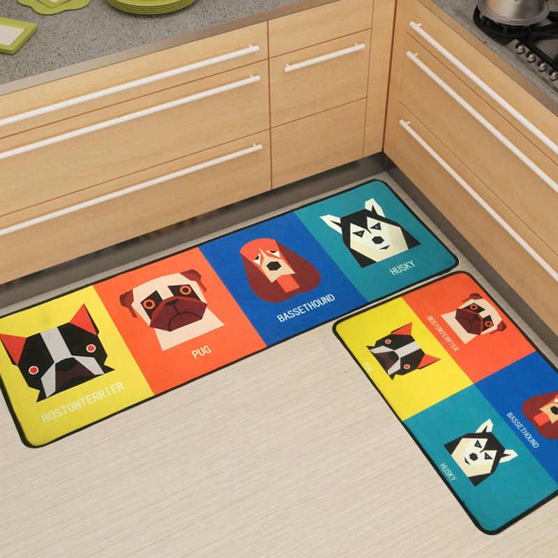 Рога лося пол двери коврики и ковры для детей дома гостиная Нескользящая спальня коврик в прихожую Туалет Ванна коврики