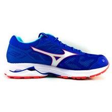 Mizuno wave rider 21 человек-Бег обувь сетка синий человек-обувь спортивная, Бег