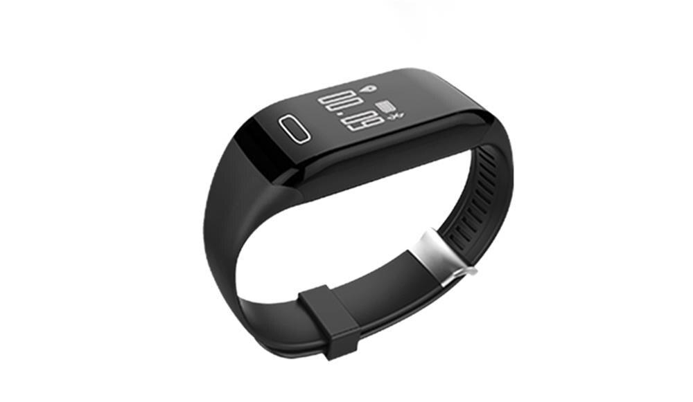 MOCRUX Smart Wristband Bracelet H3 Smartband IP68 Waterproof Heart Rate Monitor FitnessActivity Tracker Smart Watch Call Alarm  (17)