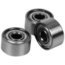 цены 10pcs Miniature Rubber Sealed Metal Shielded Metric Radial Ball Bearing Model: 692 ZZ 2x6x3MM