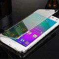 Fashion Luxury Original Smart Mirror View Window Flip Case Cover For Funda Samsung Galaxy A5/A5000 A5 2016 A5100 Phone Coque