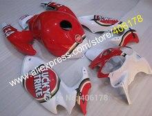 Ventes chaudes, Pour Suzuki SV400 SV650 98 99 00 01 02 Carénage Kits Lucky Strike SV 400 SV 650 1998-2002 Carrosserie Moto Carénages