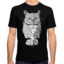 Custom Tee Shirts Men's Short Illuminati Fitted O-Neck Christmas Shirt
