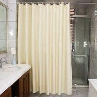 200cm 220cm New Waterproof Fabric Jacquard Design Waterproof Mold Waterproof Shower Room Bathroom Shower Curtain