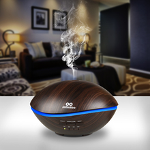 500ML Remote Control Air Humidifier Essential Oil Diffuser Humidificador Mist Maker LED Aroma Diffusor Aromatherapy подвес diffusor p250 1
