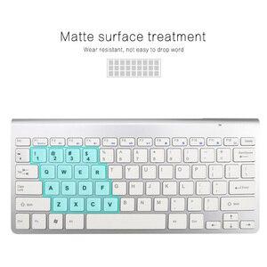 Image 4 - Waterproof Laptop Keyboard Stickers Spanish/English/Russian/French Deutsch/Arabic/Korean/Japanese/Hebrew/Thai Keyboard Layout