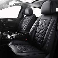 (Frontal + trasero) fundas de asiento de coche de cuero especial para Suzuki Swift vagon GRAND VITARA Jimny Liana 2 Sedan Vitara sx4 accesorios de automóvil