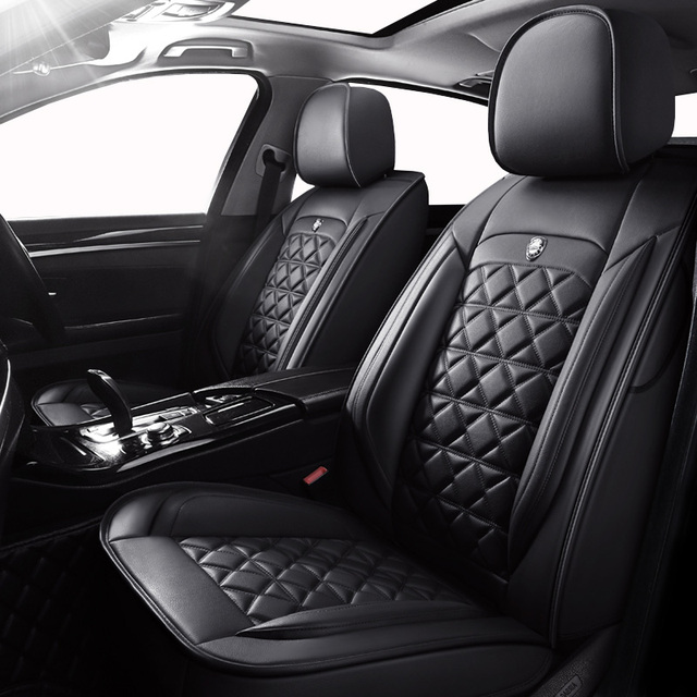 (Front + Rear) Special Leather car seat covers For Suzuki Swift Wagon GRAND VITARA Jimny Liana 2 Sedan Vitara sx4 auto accessory