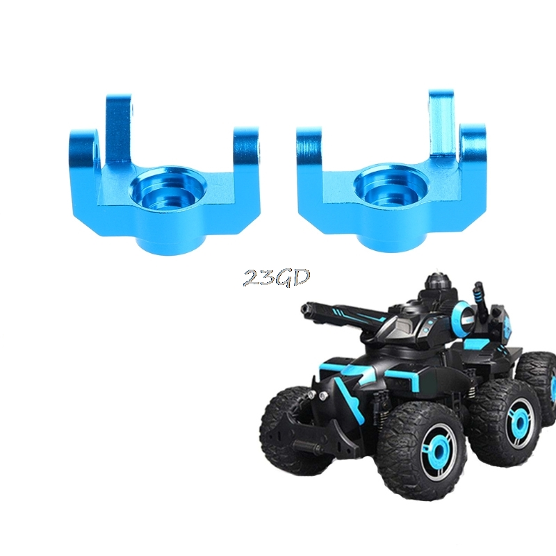 2017 Preety Upgrade Metal Parts R/L Blue Turn Cup For FY-01/02/03 Wltoys 12428 1/12 RC Car    JUN21_50