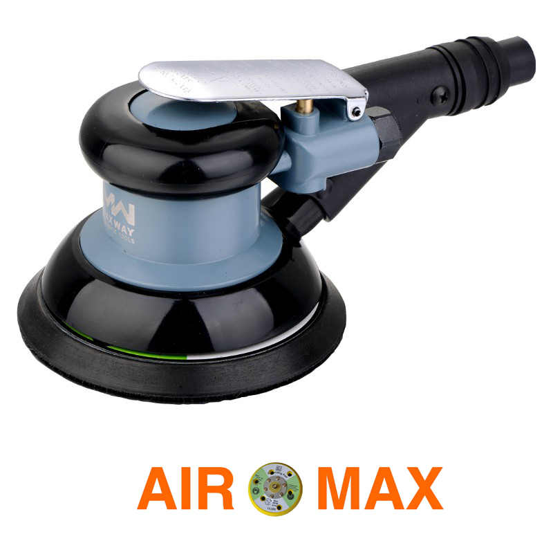 High Quality 5 Air Orbital Sander Self-Vacuuming Polisher Tool (not include the customs tax)