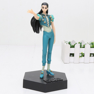 Image 3 - city Hunter X Hunter PVC Action Figure Toys Gon Freecss Killua Zaoldyeck Ichiban Kuji  Hiiro no Tsuioku HISOKA JOKER Diorama toy