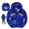 New Children Hoodies Spring & Autumn Kids Hooded Coats Cartoon Thomas Boys Hoodies Child Sweatshirts for 3-7Y