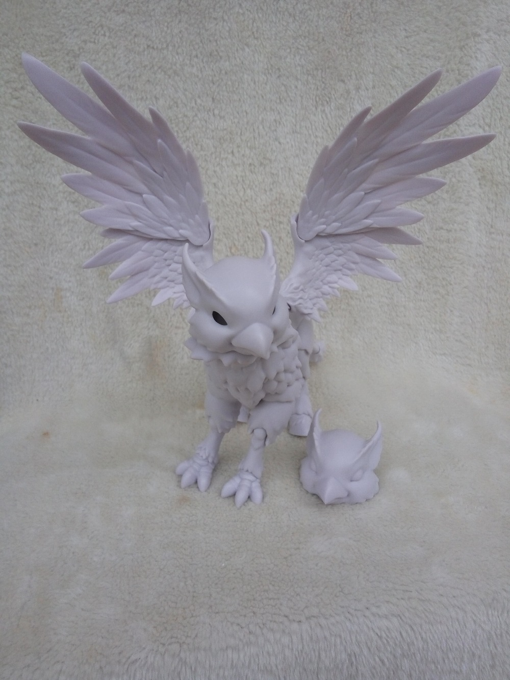 1/7BJD Doll - Hippogriff Rus Free Eye To Choose Eye Color
