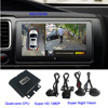1080P Super HD 360 Bridview Car Monitor System Panoramic View All Round View Camera System With