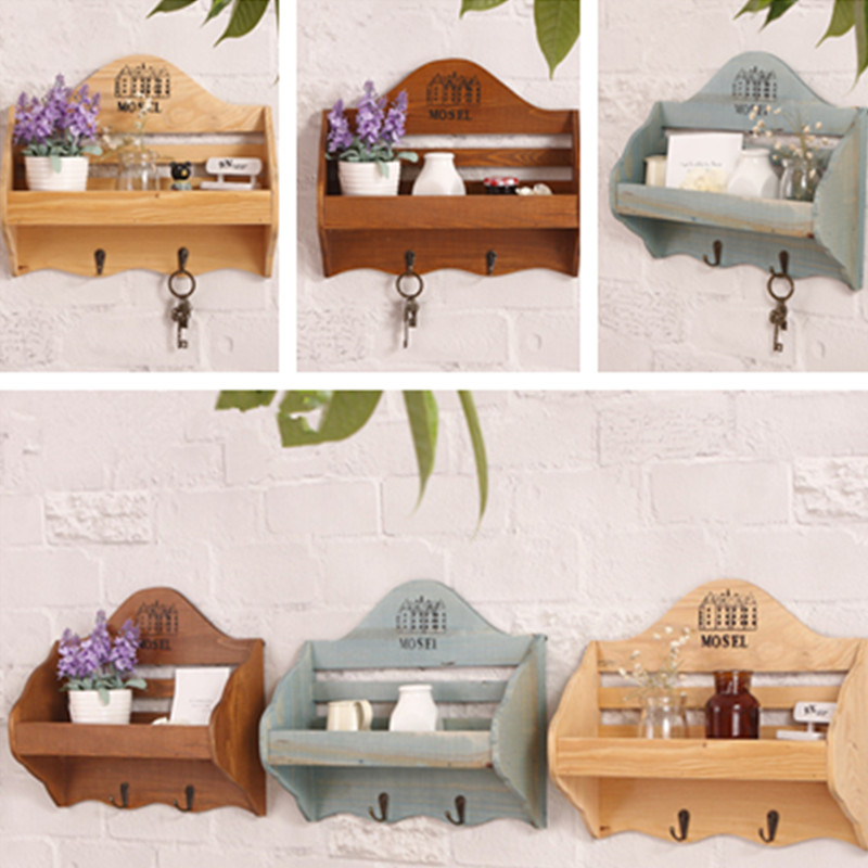 ⃝high Quality Wall Hanging ① Shelf Shelf Flower Racks
