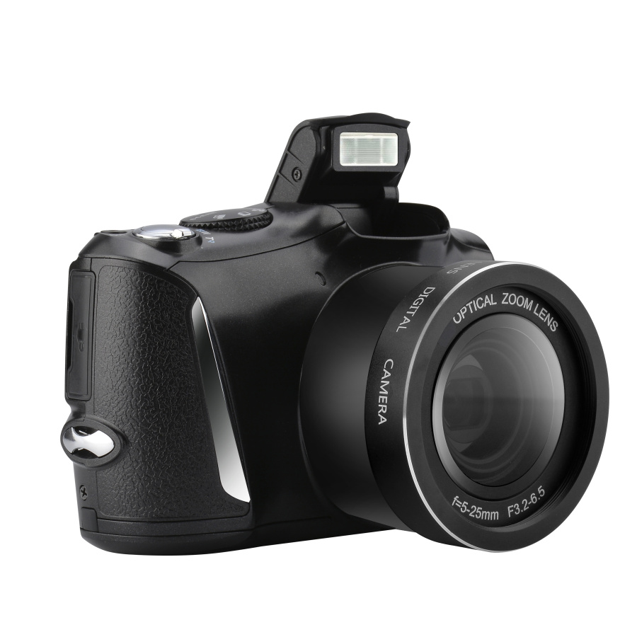 Winait max 24MP Dslr digital video camera with 3.5'' display and 5x optical zoom camera image