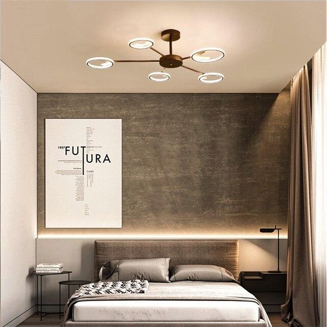 Postmodern LED Ceiling Lamp Lights