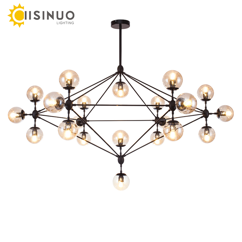 Magic DNA bubble glass ball Vintage hanging lamp E27 LED industrial droplight Modern LOFT retro classic pendant lamp light uti caused by staphylococcus dna in comparison to candida dna