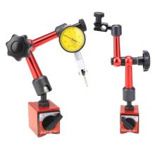 0-0,8 мм Универсальный водонепроницаемый индикатор набора рычага тест 0,01 мм Высокоточный циферблат индикатор с гибким магнитным металлическим основанием