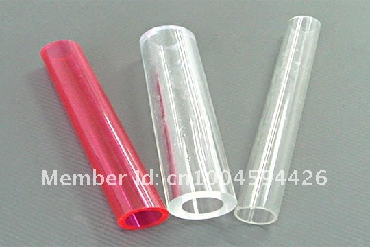 clear acrylic pipe, plastic pipe,12x1x1000mm clear tube