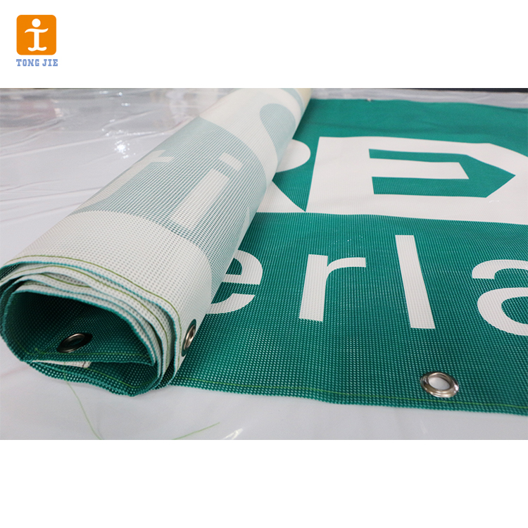 Digital Advertising Printing Full Color Design Pvc Flex Banner