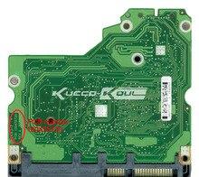 Жесткий диск части PCB логическая плата печатная плата 100475720 для Seagate 3.5 SATA жесткий диск восстановления данных ST3250310NS ST3500320NS