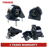 4PCS Engine Motor Trans Mount Set Fit for TOYOTA Corolla Geo Prizm 1.6L 93 97