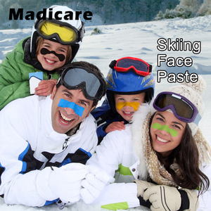 Skiing Face Paste Cotton Kinesiology Tap