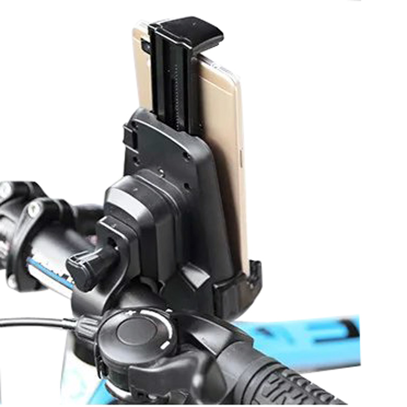 new bicycle bike phone holder for iphone samsung cellphone gps motorcycle phone holder support. Black Bedroom Furniture Sets. Home Design Ideas