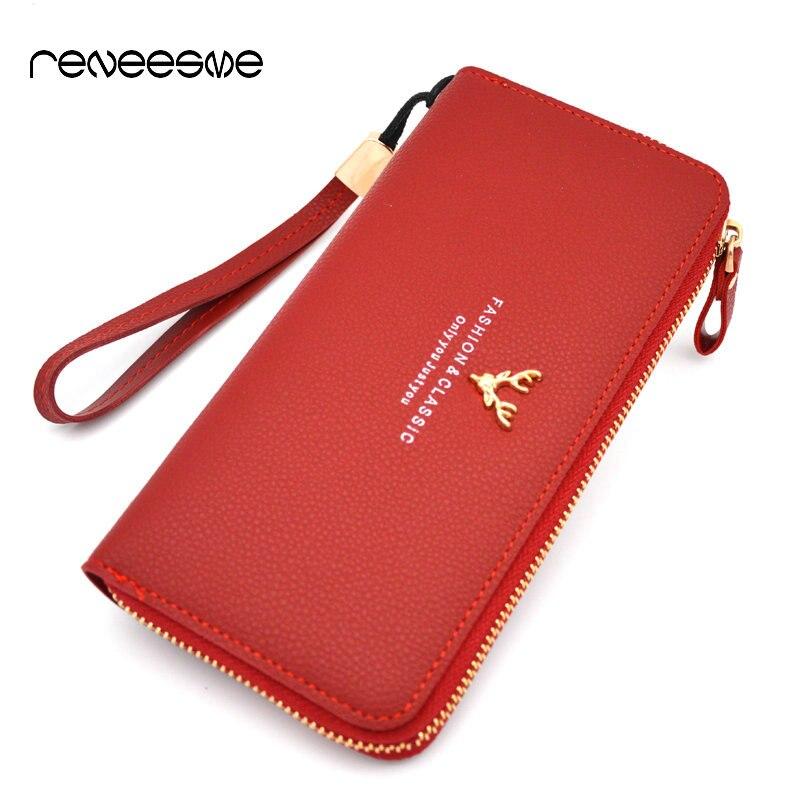 Brand New Design Purse Woman Wallet Long