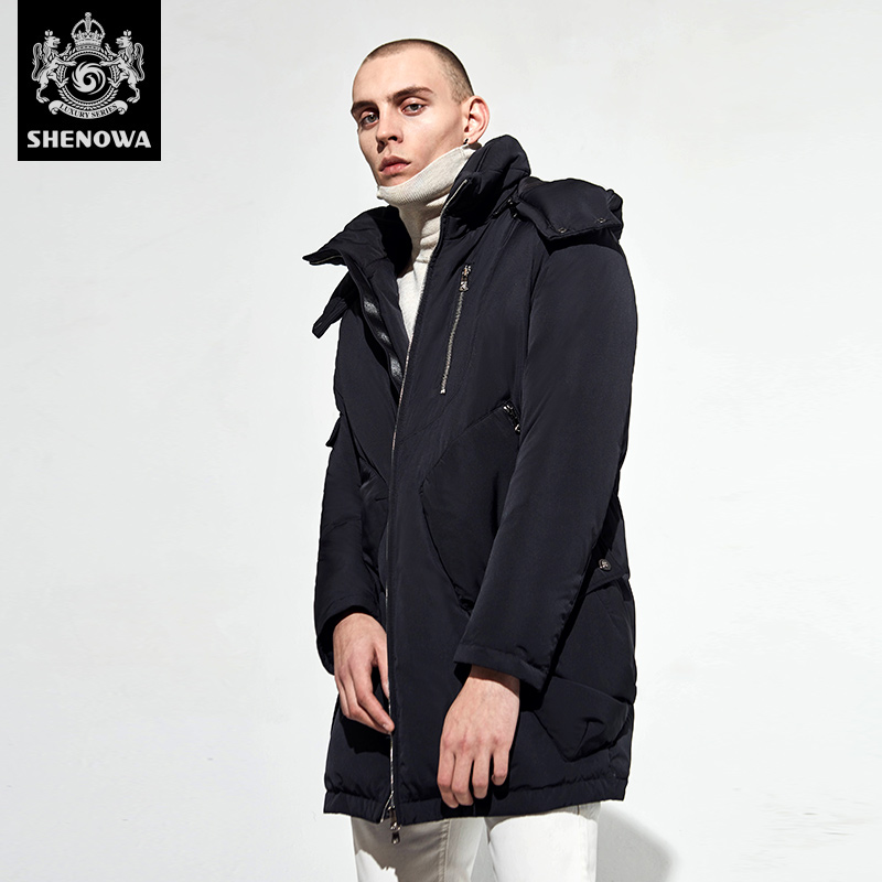 2018 new winter and autumn men down coat jackets
