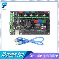 Latest 3D Printer MKS Gen V1 4 Control Board Mega 2560 R3 Motherboard RepRap Ramps1 4