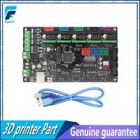 Latest 3D Printer MKS Gen V1 4 Control Board Mega 2560 R3 Motherboard RepRap Ramps1 4
