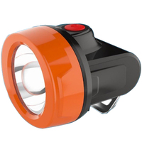 New Led Cap Headlamp USB Charger For Working Hunting Mining Camping Light Free Shipping KL2.5