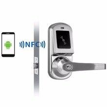 Android смартфон NFC смарт-дверной замок для отеля офиса или квартиры OS8015NFC