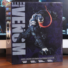 Marvel The Avengers Amazing Spiderman Venom Figure Toy ARTFX 1/10 Scale Statue pre-painted model kit Brinquedos Figurals Gift