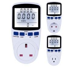 Цифровой ваттметер, измеритель энергии, измеритель напряжения, ваттметр, анализатор мощности, электронный измеритель энергии, измерительн...