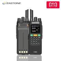 Zastone 889G GPS Walkie Talkie 10W 999CH 3000mAh UHF 400 520 / VHF134 174MHz Ham CB Radio HF Transceiver for Explore Hunting