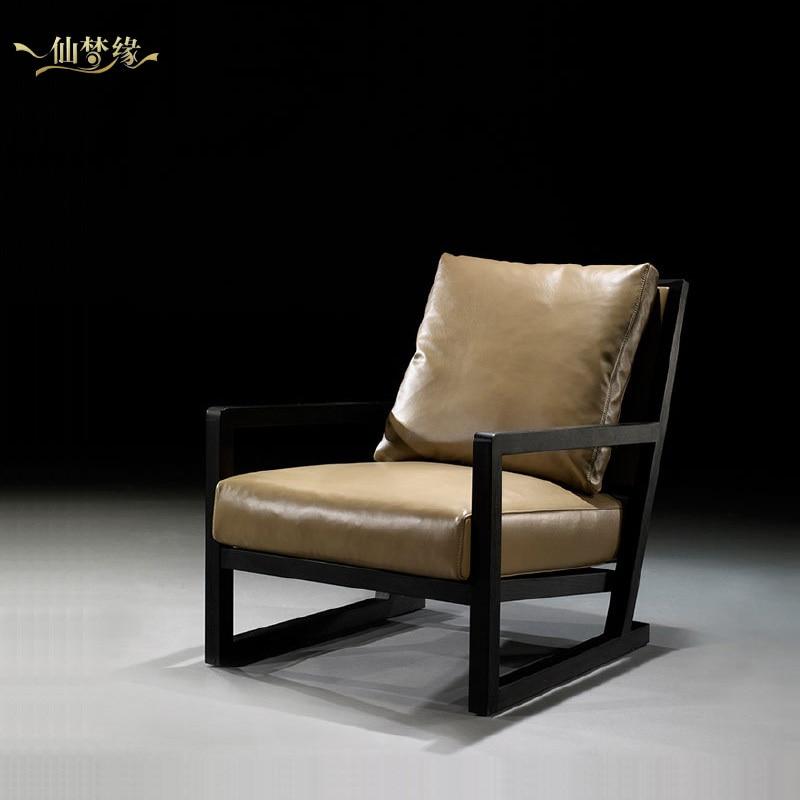 sin meng yuan scandinavian minimalist modern fashion armchair chair