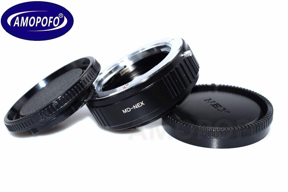 Sony NEX E A6000 A5000 üçün Minolta MD montaj obyektivi üçün - Kamera və foto - Fotoqrafiya 4