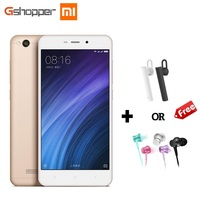 Original Xiaomi Redmi 4A 2GB 32GB Mobile Phone Quad Core Snapdragon 425 Cellphone 5 0 13