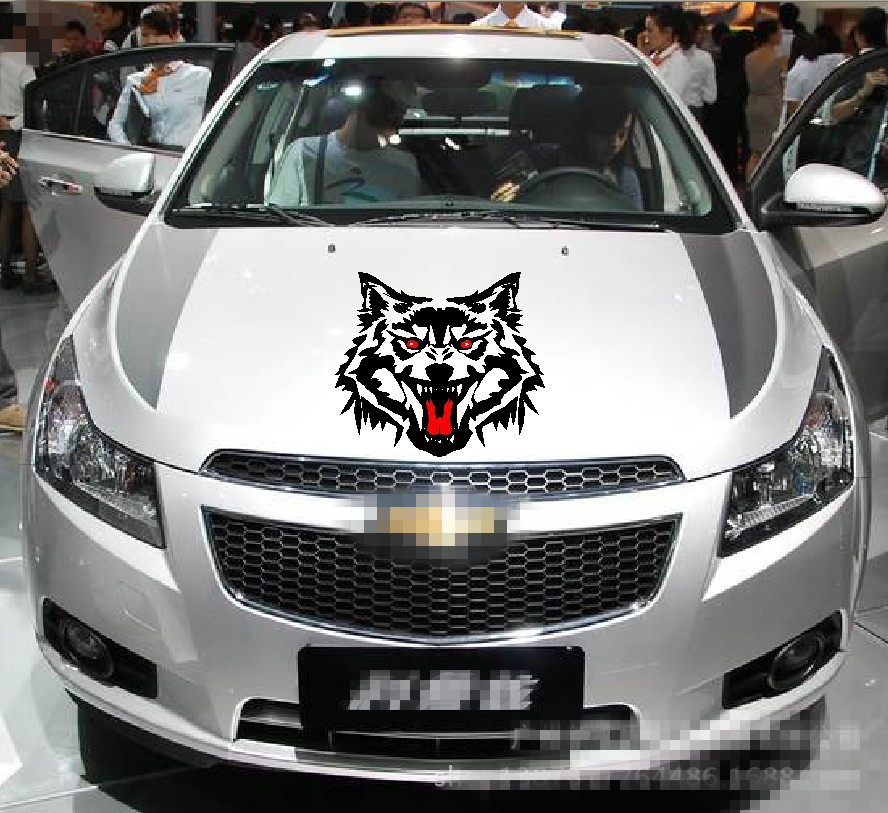 Wolf Brand Car Covers