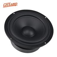 GHXAMP HIFI 6 5INCH 8ohm 130W Subwoofer Speaker Units Woofer HIFI Desktop PA Speaker Home Theater