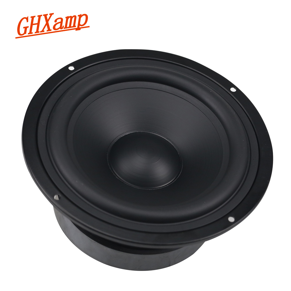 GHXAMP HIFI 6.5INCH 8ohm 130W Subwoofer Speaker Units Woofer HIFI Desktop PA Speaker Home Theater Bass Speaker 1PCS потолочная люстра st luce stelia sl145 302 07
