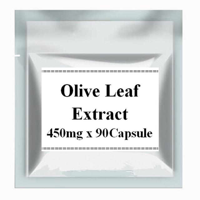 1 Paquete de Extracto de Hoja de Olivo 20% Oleuropeína 450 mg x 90 Condes Cápsula Potente Antioxidante envío libre