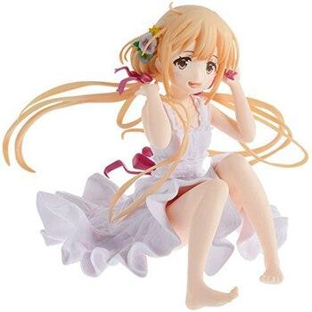 Figura de acción de Cenicienta Izu Futaba de Idolmaster, juguetes de modelos coleccionables de 12CM