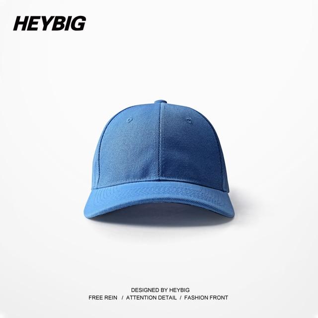 Heybig Skateboard Baseball Caps Blank Black,Fashion Snapback Cap Bboy Hiphop Caps Eminem Rap,Casual Summer Street Sun Hats