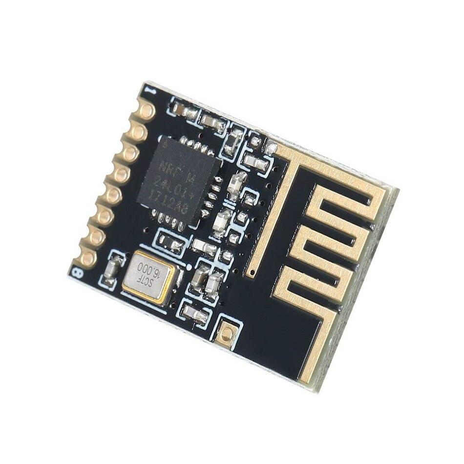 2.4GHz Wireless RF Transceiver Module New 1//5//10//PCS Arduino NRF24L01